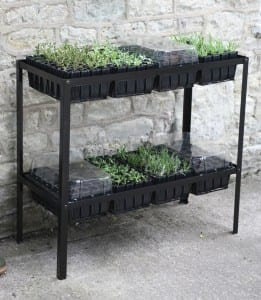 Rootrainers Racking Station/Greenhouse