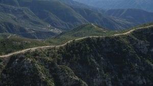 ridge road aerial